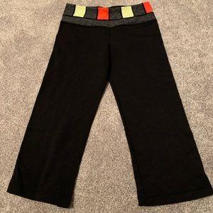 Reversible size 4 leggings lululemon